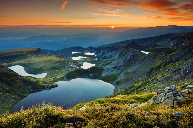 The Best From Rila Mountain, Bulgaria - The Highest on The Balkan Peninsula